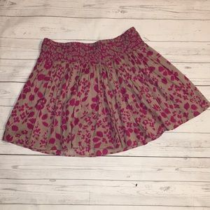 Old Navy Smocked Skirt
